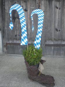 Bayerische Gartenfahnen - Garten Bronder