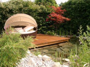 Garten Bronder - Baustelle 1