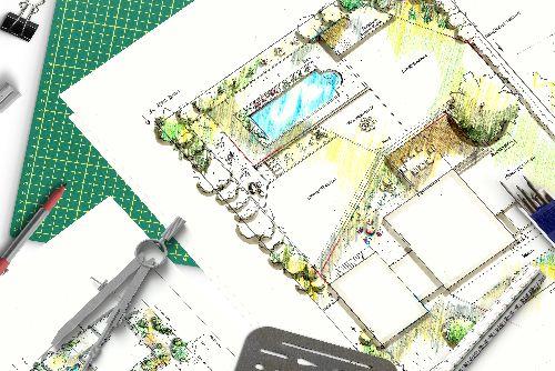 Gartenplanung 2020