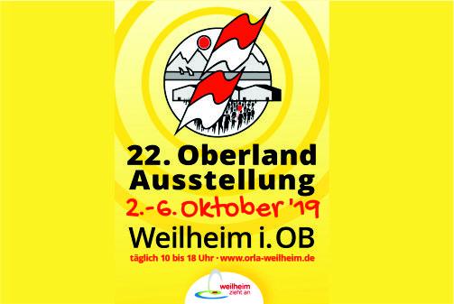 22. Oberland Ausstellung | 02. -06.10.2019