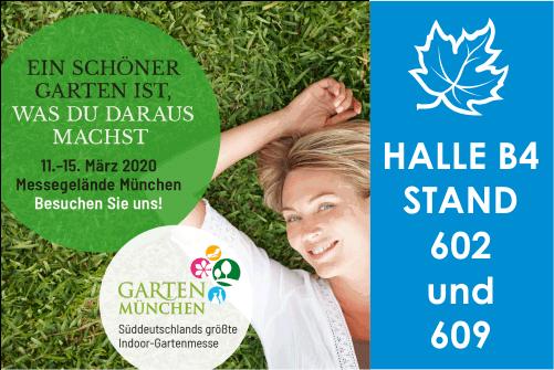Garten München 2020 | Nur noch 50 tage