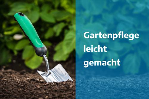 Gartenpflege vom Profi – Sie genießen – wir machen die Arbeit